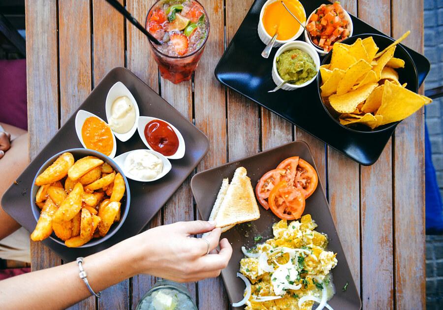 カロリーの高い食品ランキング