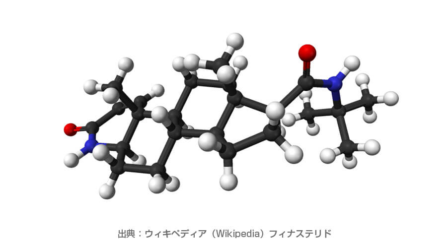 フィナステリドの化学式