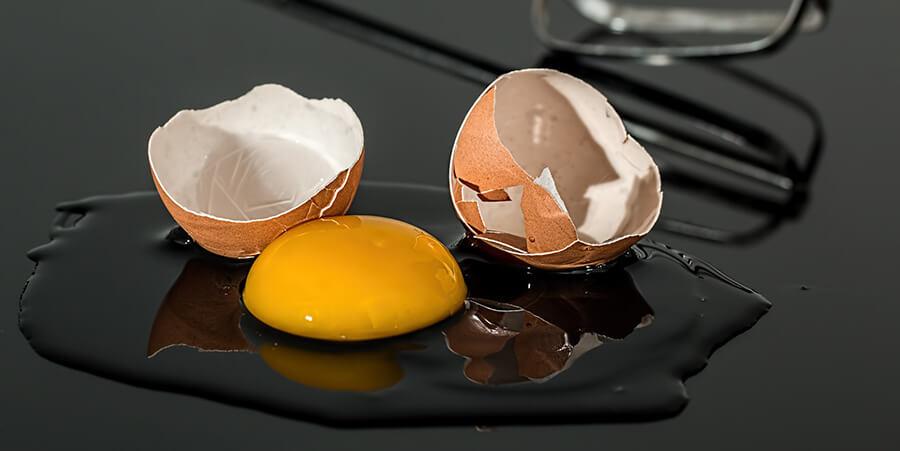 コレステロールの多い食品ランキング